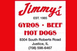 Jimmy's Drive In Logo