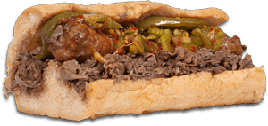 Italianbeef Sandwish